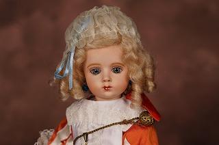 フェリペ王子のAマルク